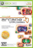 XBOX Live Arcade Unplugged - XBOX 360 [Second hand], 3+, Multiplayer