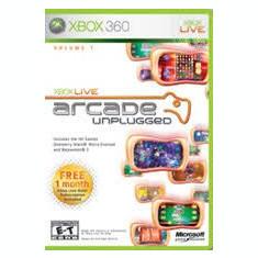XBOX Live Arcade Unplugged - XBOX 360 [Second hand] - Jocuri Xbox 360, 3+, Multiplayer