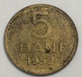 5 Bani 1952 Romania XF