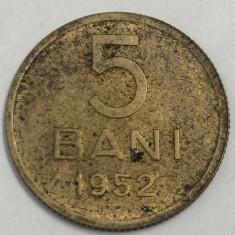 5 Bani 1952 Romania XF - Moneda Romania