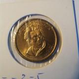 SUA  1  DOLLAR 2008 A. JACKSON, America de Nord