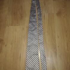 Cravata autentica Calvin Klein din matase, Culoare: Din imagine