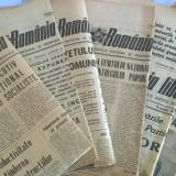 """LOT 7 NR.DE ZIARE ROMANIA LIBERA ANI """"70"""