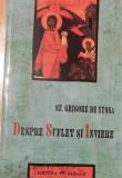 Despre Suflet si Inviere de Sf. Grigore de Nyssa
