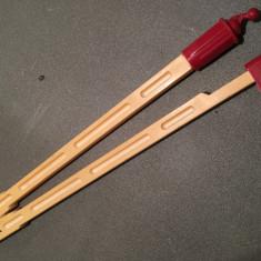 Compas plastic pentru tabla scolara - Instrumente desen