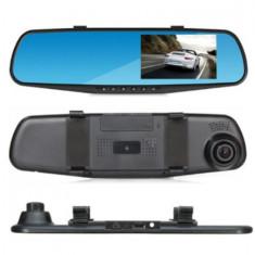 Monitor 4inch tip oglinda cu camera frontala DVR COD 49 - Monitor Auto
