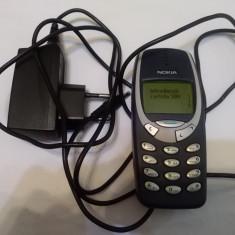 Nokia 3310 Vodafone - Telefon Nokia, Albastru, Nu se aplica, Fara procesor, 16 MB