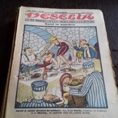 REVISTA VESELIA NR. 25/1926