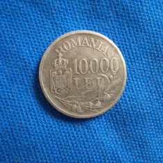 10000 LEI 1947 - Moneda Romania, Tombac
