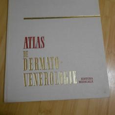 ATLAS DE DERMATO-VENEROLOGIE--AUREL CONU.