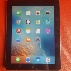 Ipad 3 neverlocked, 3G, Wi-Fi, 32 Gb, fara Icloud. - Tableta iPad 3 Apple, Negru, Wi-Fi + 3G