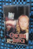 STEFAN HRUSCA - CRACIUNUL CU HRUSCA (1 CASETA AUDIO ORIGINALA, ARE CARTICICA!)