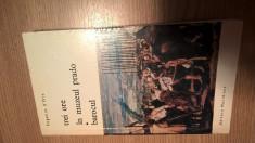 Eugenio d'Ors - Trei ore in muzeul Prado. Barocul (Editura Meridiane, 1971) foto