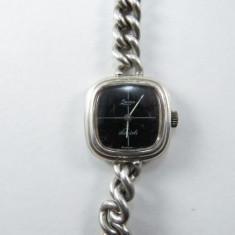 Ceas de dama din argint Quinn