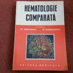 Hematologie Comparata - St. Berceanu