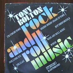 TONY BOLTON - ROCK AND ROLL MUSIC - Disc pick - up vinil - Muzica Rock & Roll electrecord