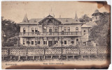 Cluj Kolozsvar  restaurantul Nagy Gabor mulatoja,ilustrata aprox 1915, Cluj Napoca, Necirculata, Printata