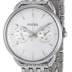 Fossil ES3712 Tailor ceas dama nou 100% original. Garantie, livrare rapida, Casual, Quartz, Inox, Ziua si data