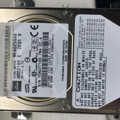 Hdd laptop 60 gb, Toshiba