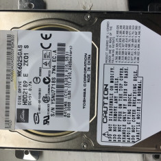 HDD laptop Toshiba 60 gb