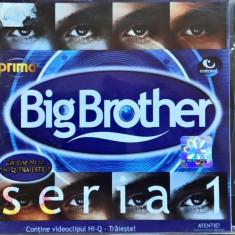 Compilatie Big Brother (Hi-Q, Alexandra Ungureanu) (1 CD) - Muzica Pop cat music