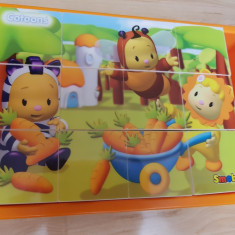 4 puzzle-uri, 1+ an
