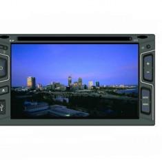 DVD Player Auto 6.4 inch HD Bluetooth 2 DIN USB J-6237 COD 54