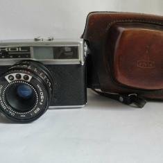 Aparat foto rusesc SOKOL AUTOMAT, made in URSS, obiectiv Industar-70, 1:2.8 - Aparate Foto cu Film FED