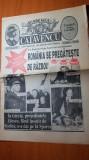 ziarul catavencu 5-11 aprilie 1994-romania se pregateste de razboi