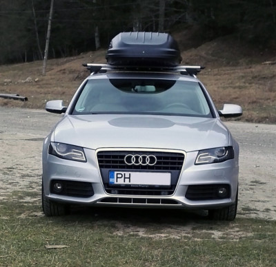 Audi A4 B8 Avant 2011 foto