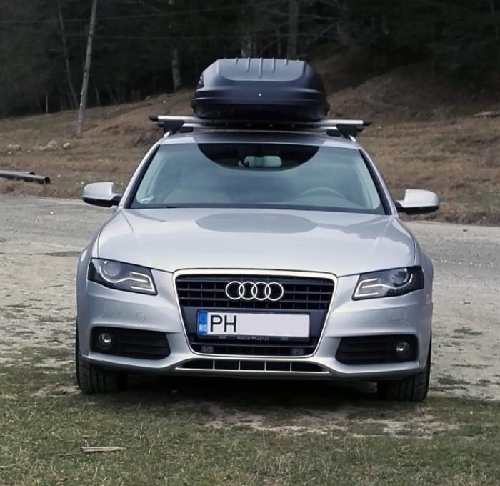 Audi A4 B8 Avant 2011