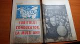 ziarul magazin 27 ianuarie 1973- ziua de nastere a lui ceausescu