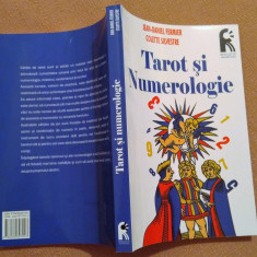 Tarot si Numerologie - Jean-Daniel Fermier, Colette Silvestre - Carte ezoterism