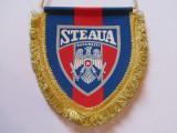 Fanion fotbal STEAUA BUCURESTI (ANII`90)
