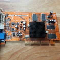 Vand placa video ATI RADEON 9550 de 256MB pe AGP la 50lei - Placa video PC ATI Technologies