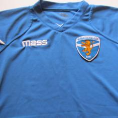 Tricou fotbal - BRESCIA CALCIO (ITALIA) - Tricou echipa fotbal, Marime: M, Culoare: Din imagine, De club, Maneca scurta