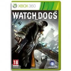 WATCHDOGS - WATCH DOGS - XBOX 360 [Second hand] - Jocuri Xbox 360, Shooting, 16+, Single player