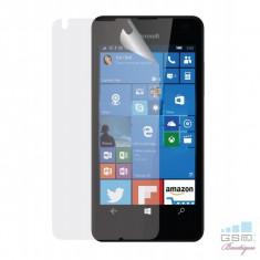 Folie Protectie Ecran Microsoft Lumia 550 (Pachet 5 Buc) - Geam carcasa Nokia