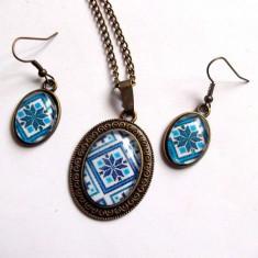 Set bijuterii model traditional 31897