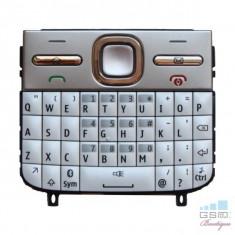 Tastatura Nokia E5 Alba - Tastatura telefon mobil