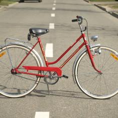 Puch Clubman Lady - Stare foarte frumoasa! - Bicicleta Dama, 20 inch, 26 inch, Numar viteze: 1