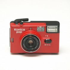 Konica Pop - Red edition.