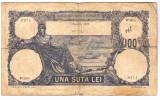 * Bancnota 100 lei 1923