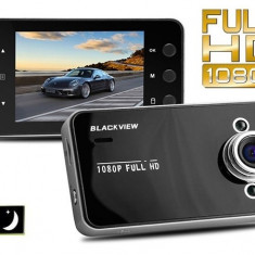 Camera video auto K6000 HD Martor in trafic DVR COD 41, 30 fps, Foto: 1, Display: 1, G Sensor: 1