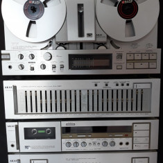 AKAI, LINIE: AM-U41, EA-G90, GX-F51, GX77 - Deck audio