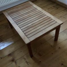 Mobila de gradina din lemn de acacia