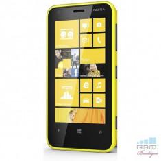 Folie Protectie Ecran Nokia Lumia 620 Pachet 5 Bucati - Geam carcasa