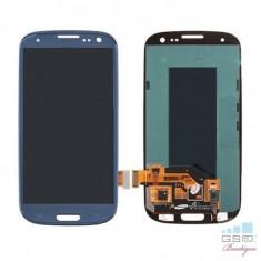 Ecran LCD Display Samsung Galaxy i9300 Albastru - Display LCD