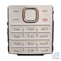 Tastatura Nokia X2 Argintie - Tastatura telefon mobil