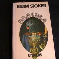 DRACULA-BRAM STOKER-TRAD. B CIOCULESCU-I. VERZEA-429 PG- - Carte Horror
